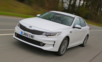 Kia Optima 1.7 CRDi 3