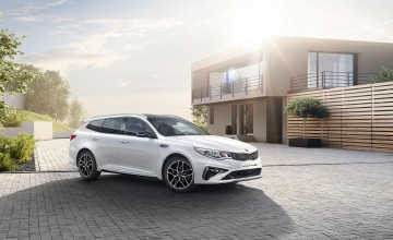Kia showcasing new Optima at Geneva
