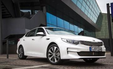 New Kia Optima prices announced