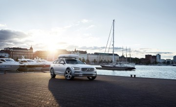Volvo V90 special all ship shape