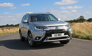 Petrol option for Mitsubishi Outlander