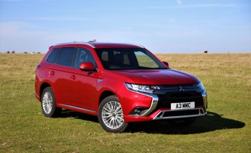 Outlander PHEV becomes more competitive