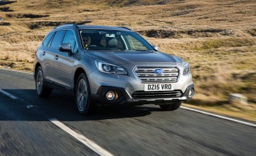 Subaru Outback Estate 2.0D SE Lineartronic
