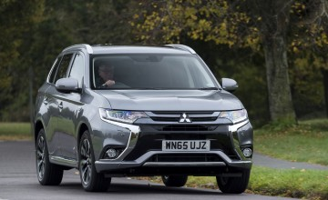 Mitsubishi Outlander finds inner space