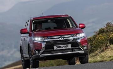 Mitsubishi Outlander 2.2 DI-D GX4 Auto