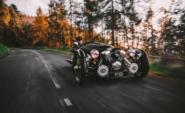 Special for end of Morgan 3 Wheeler
