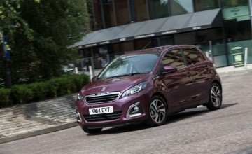 Peugeot gets personal with new 108