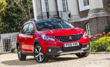 Peugeot 2008 GT Line Blue HDi 120