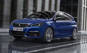 High tech kit for new Peugeot 308