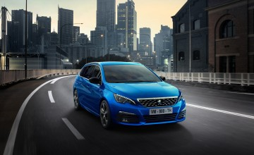 Prices announced for new Peugeot 308
