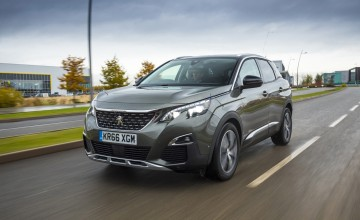 New Peugeot 3008 in class of its own