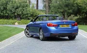 BMW 420d Convertible SE