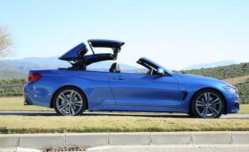 BMW 435i M Sport Convertible