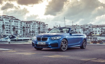 BMW 230i M Sport Convertible Automatic