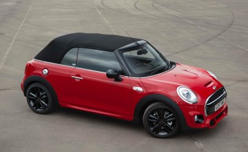 MINI Cooper S Works 210 Convertible