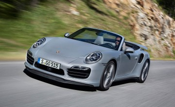 Porsche lifts lid on turbo cabrios