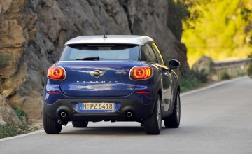 Latest MINI sets a hot pace