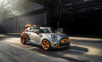 MINI sets electric pace
