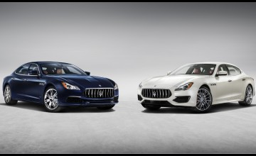Maserati makes Quattroporte quicker