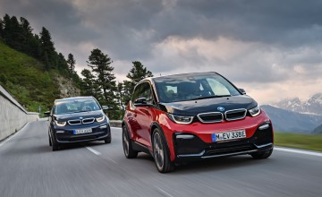 BMW makes EVs sporty