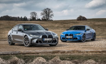 All-wheel-drive for hot BMWs