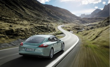 Panamera's a long distance hero
