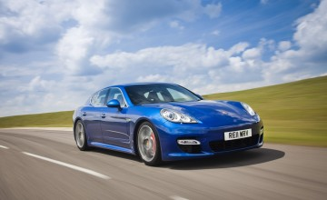 Diesel boost for Porsche grand tourer