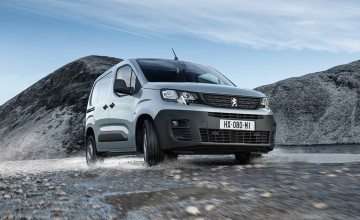 High hopes for new Partner and Berlingo