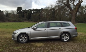 Passat estate a business favourite