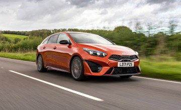 Kia ProCeed a great GT