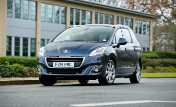 Mid-life makeover for Peugeot 5008