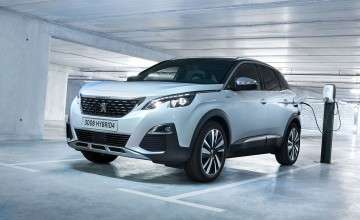 Peugeot hybrids here in January