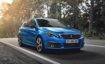 Mild make-over for Peugeot 308