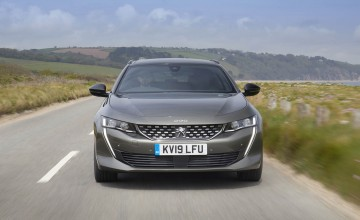 New Peugeot 508 SW is big and beautiful