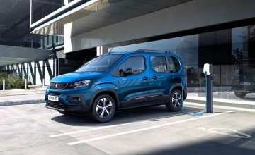 Peugeot's Rifter MPV goes electric