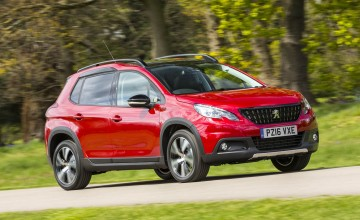 Peugeot packs new 2008 with fun