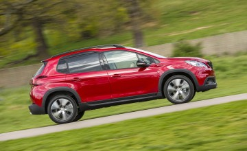 Peugeot 2008 refreshed for 2016