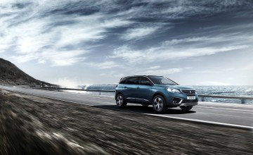 Peugeot's high-tech SUV revealed