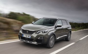 Stretch out in Peugeot's new SUV