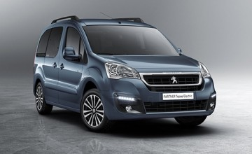 Peugeot charges up the Tepee