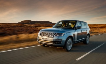 Range Rover plugs into the future