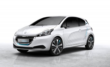 Peugeot takes efficiency to the max