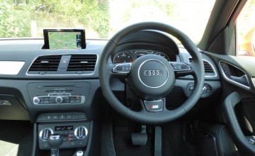 Audi Q3 2.0 TDI S line S tronic
