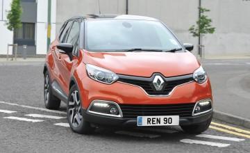 Renault Captur Dynamique MediaNav dCi 90 Stop & Start