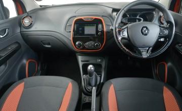 Renault Captur Dynamique MediaNav