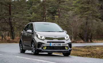 SUV styling for Kia X-Line Picanto