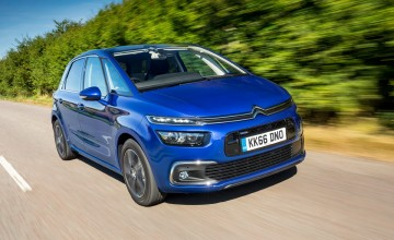 New Picasso prices announced by Citroen