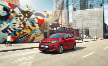 Major upgrades for Kia Picanto