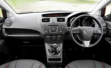 Mazda5 1.6D Sport Nav