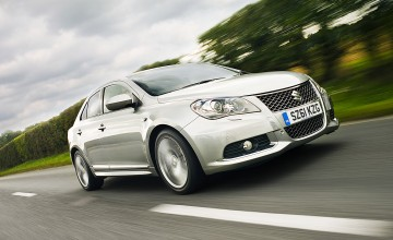 Suzuki Kizashi - Used Car Review